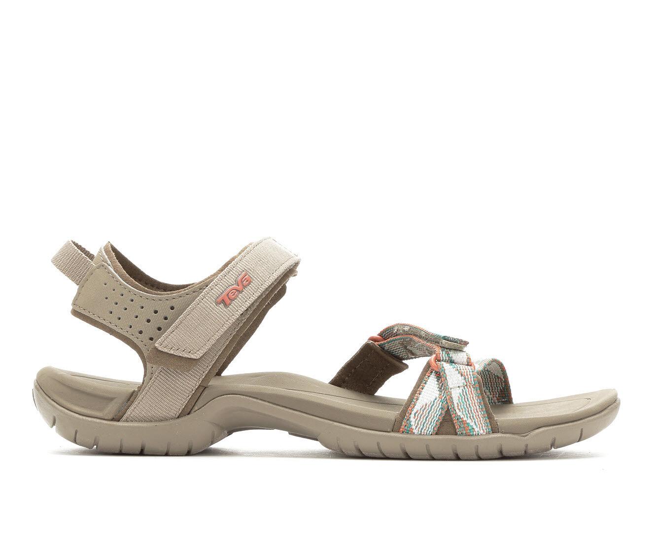 Women's Teva Verra Hiking Sandals Taupe Multi