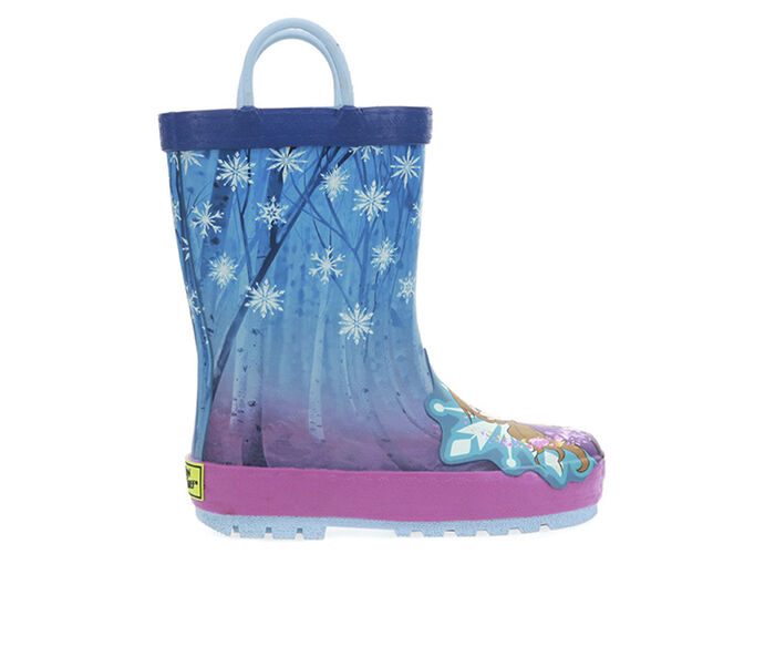 Girls' Western Chief Toddler Frozen Sisters Rain Boots