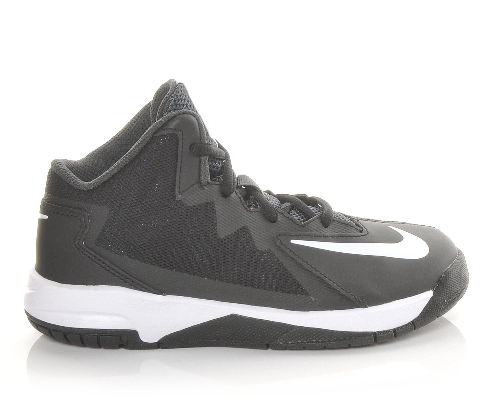 Images. Boys' Nike Air Max Stutter Step 2 10.5-3 Basketball Shoes