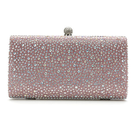 LLorraine Rock Candy Minaudiere Evening Clutch