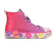 Girls' Skechers Positive Princess 10.5-4 Light-Up Sneakers
