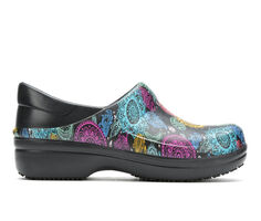 Women's Crocs Work Neria Pro II Graphic Slip-Resistant Clogs