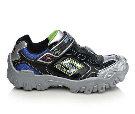 Boys' Skechers HotLights Damager III-Adventurer Extreme Light-Up Sneakers