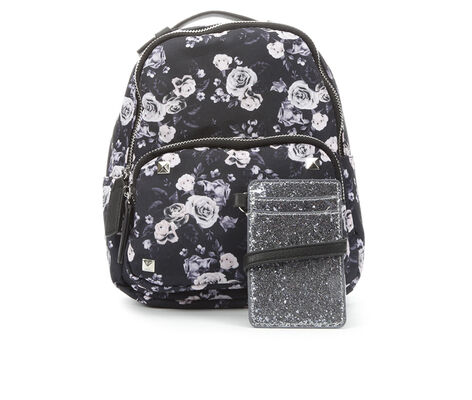 Madden Girl Handbags Wright Nylon Backpack