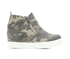 Girls' Soda Little Kid & Big Kid Taylor Wedge Sneakers