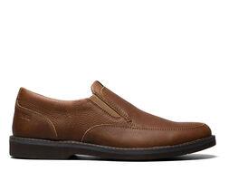 Men's Nunn Bush Barklay Moc Toe Slip-On Dress Loafers