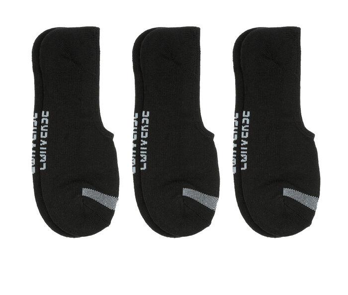 Converse Men's 3 Pair Ultra Low Socks