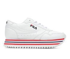 Women's Fila Orbit Stripe Platform Sneakers