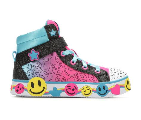 Girls' Skechers Smile Lites 10.5-4 Light-Up Sneakers