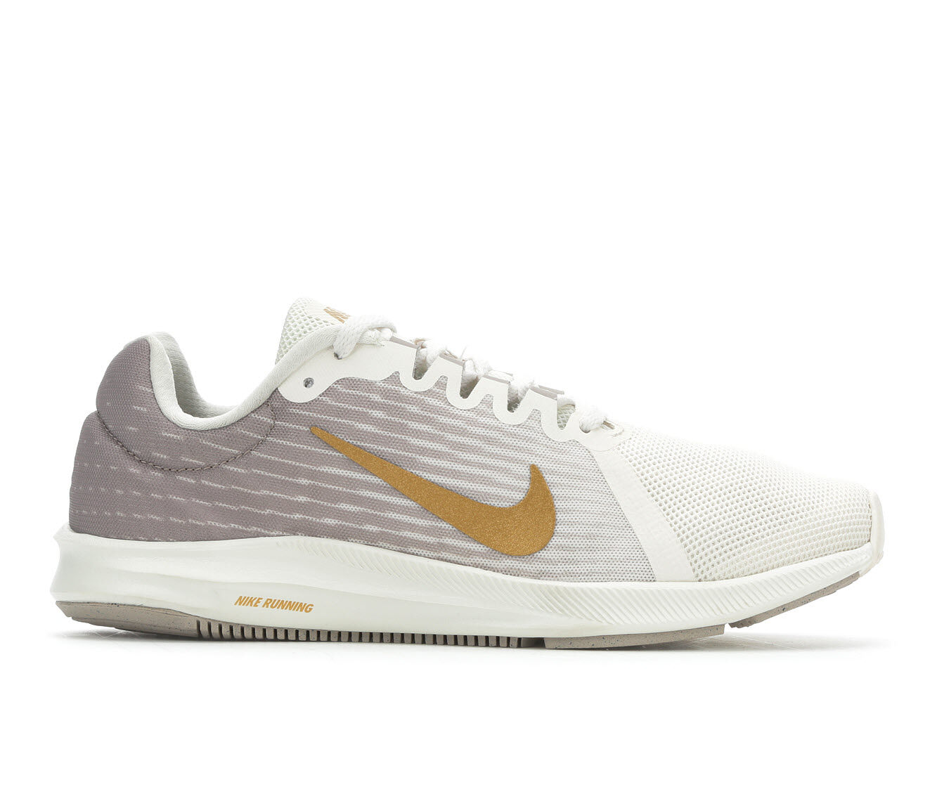 Women's Nike Downshifter 8 Running Shoes Phantom/Gold