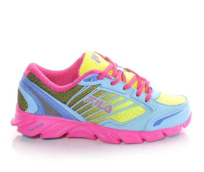 Girls' Fila Fresh 3 G 10.5-7 Running Shoes