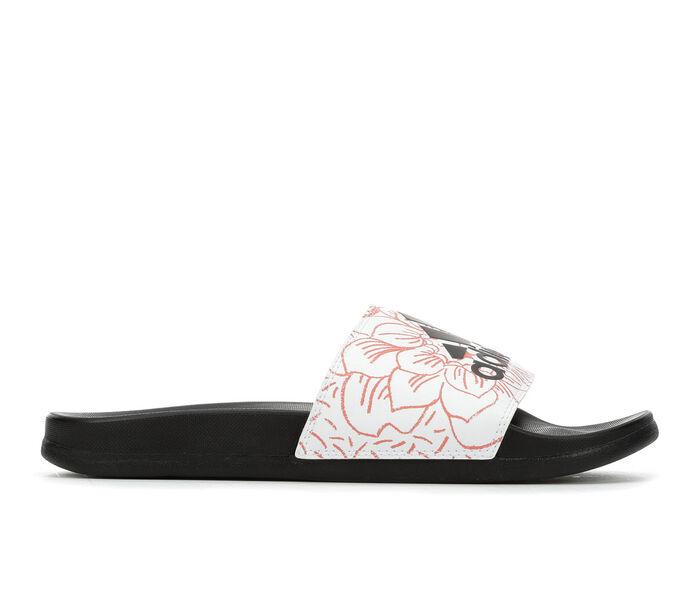 Women's Adidas Adilette CF Print Sandals