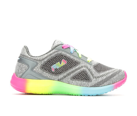 Girls' Fila Kameo 3 10.5-5 Running Shoes