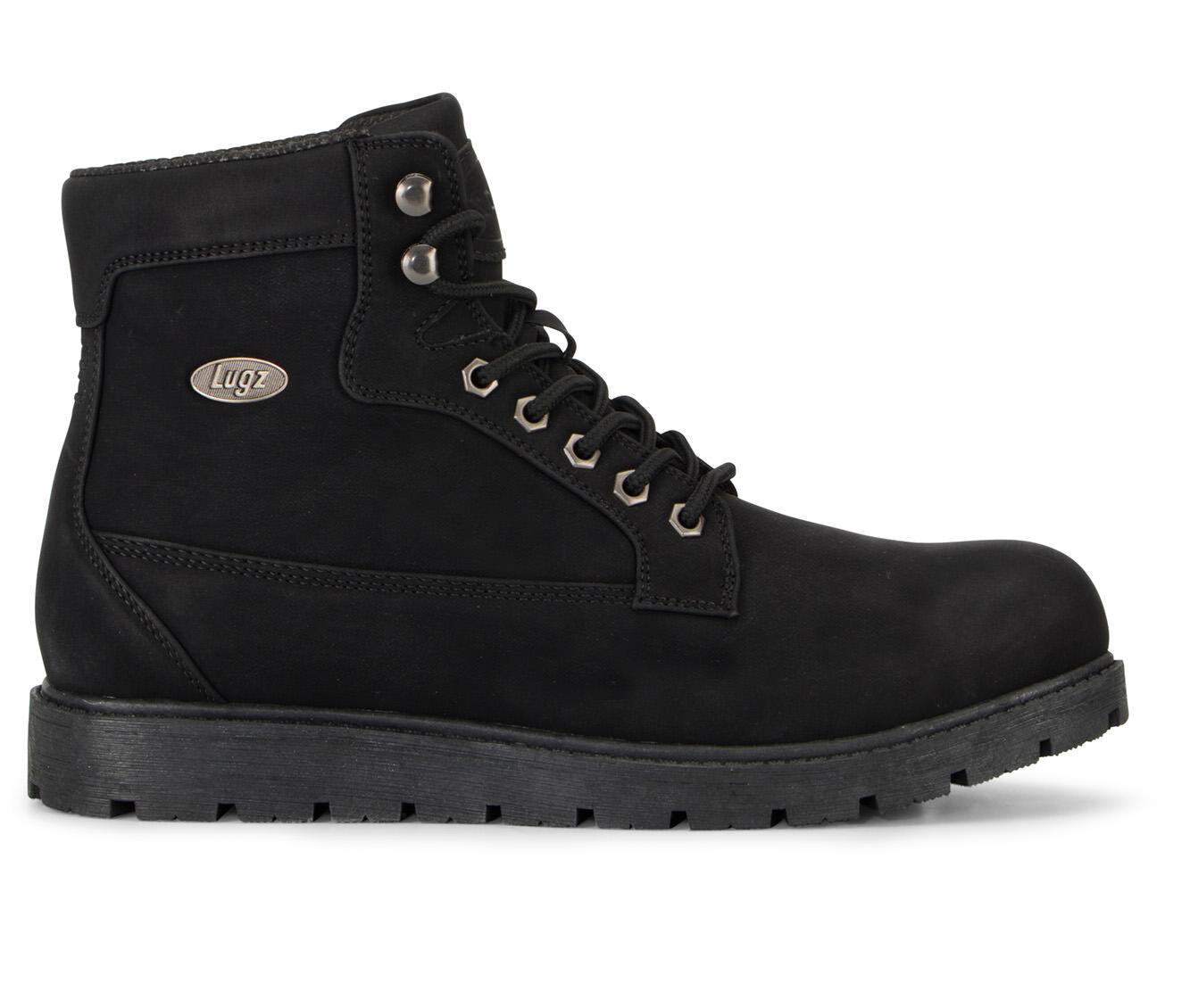 Men's Lugz Bedrock Hi Boots Black
