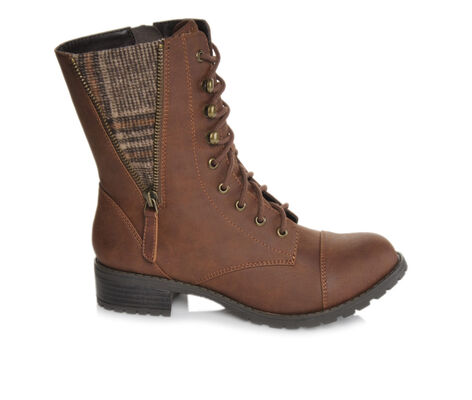 Women's Unr8ed Orion Lace-Up Boots