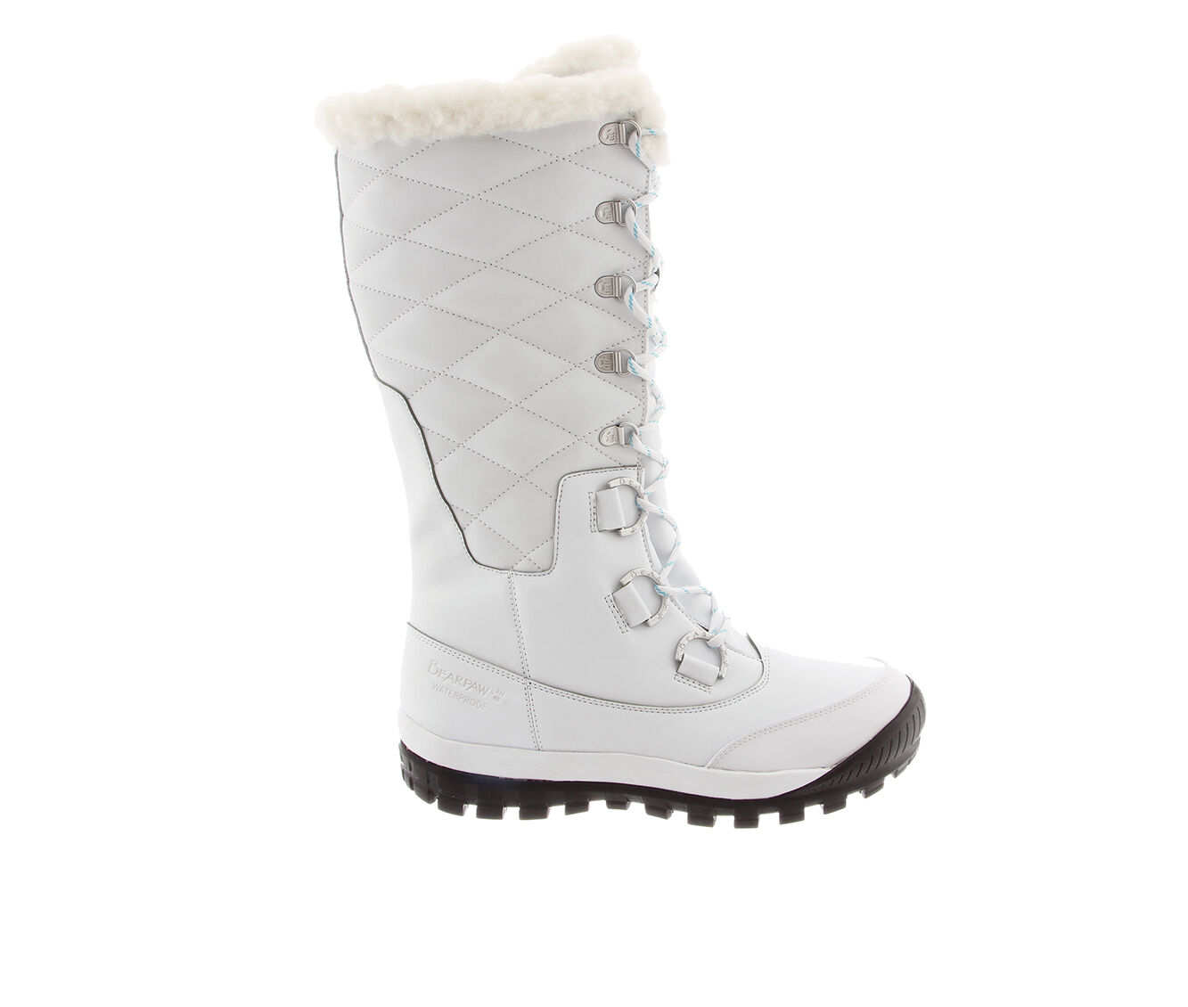 New Release Women's Bearpaw Isabella Winter Boots White