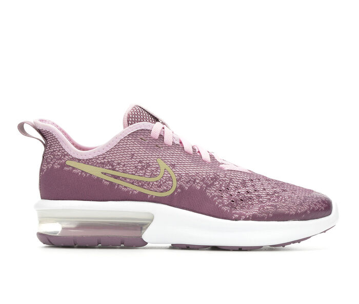 Girls' Nike Big Kid Air Max Sequent 4 Running Shoes