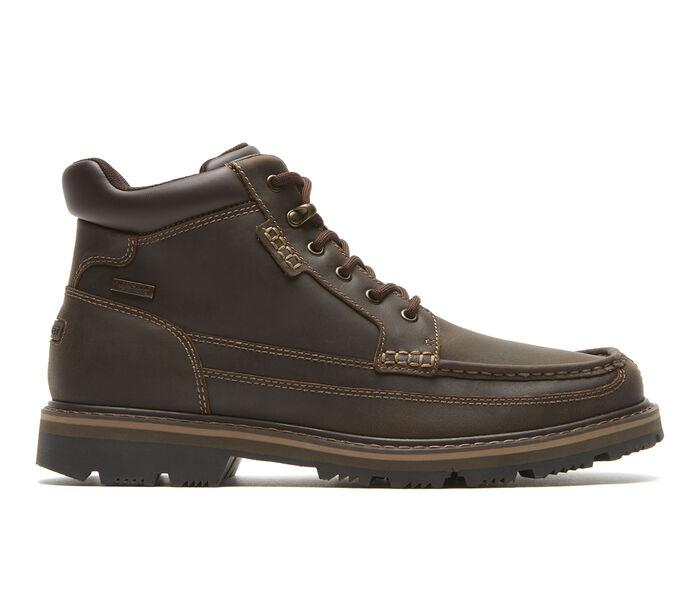 Men's Rockport GB Moc Toe Mid Waterproof Boots