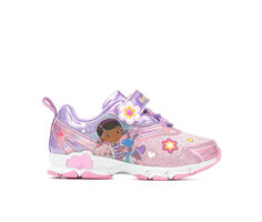 Girls' Disney Toddler & Little Kid Doc McStuffins 12 Light-Up Shoes