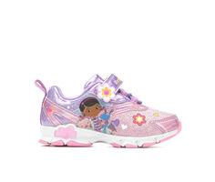 Girls' Disney Toddler & Little Kid Doc McStuffins 12 Light-Up Shoes