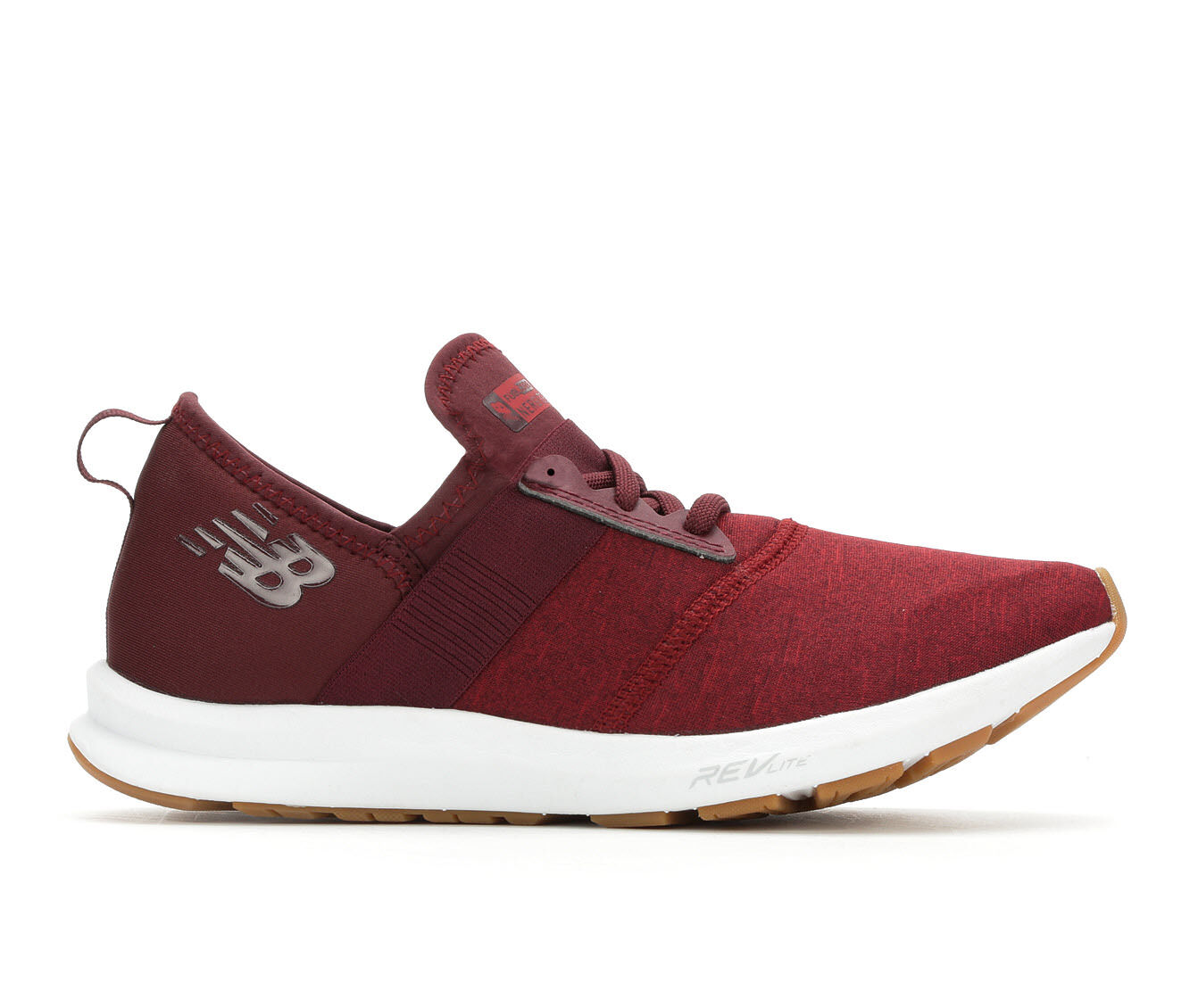 Women's New Balance FuelCore Nergize Sneakers Burgundy/Wht