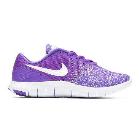 Girls' Nike Flex Contact 3.5-7 Running Shoes