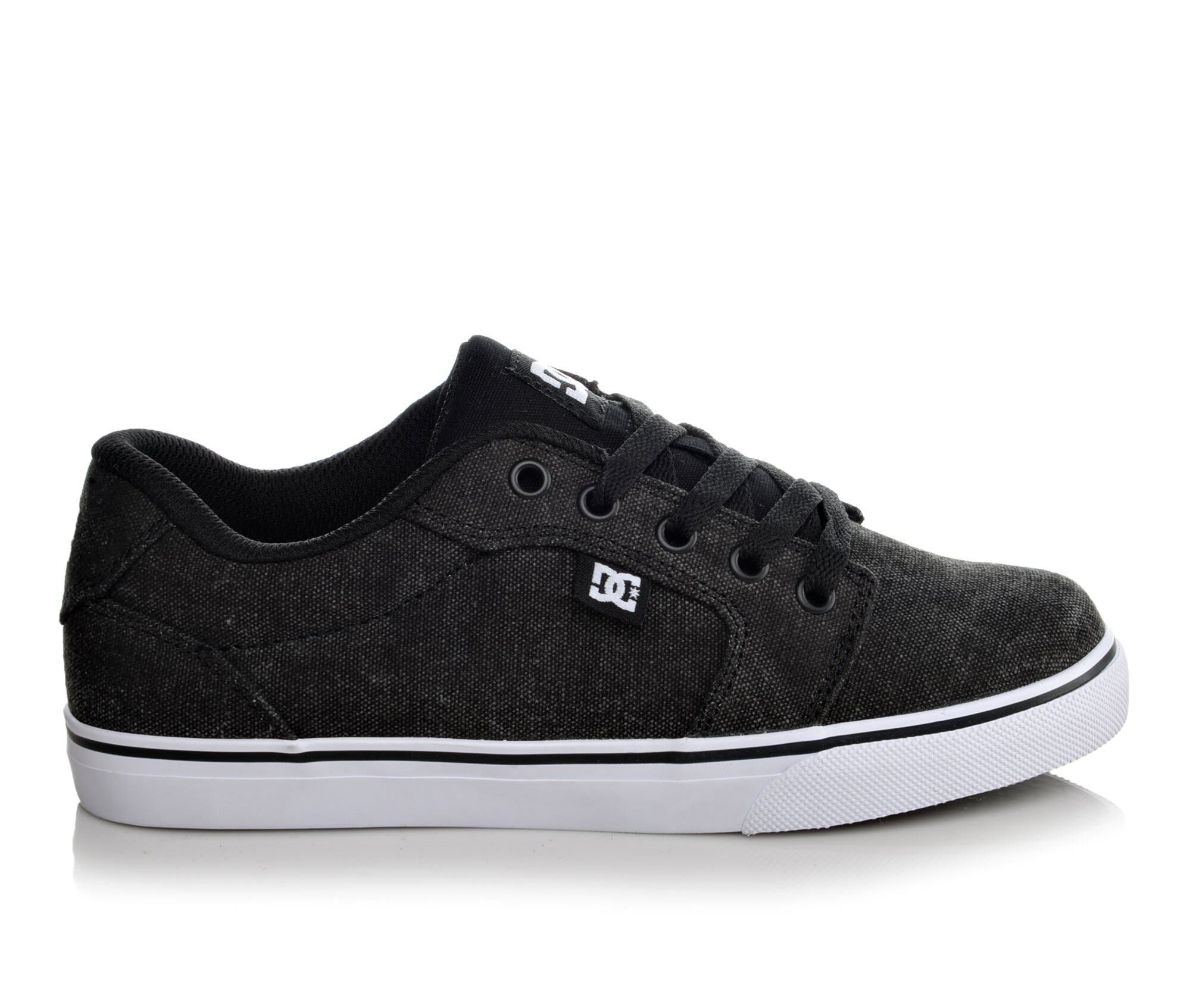 Boys DC Anvil TX SE 1053 Skate Shoes