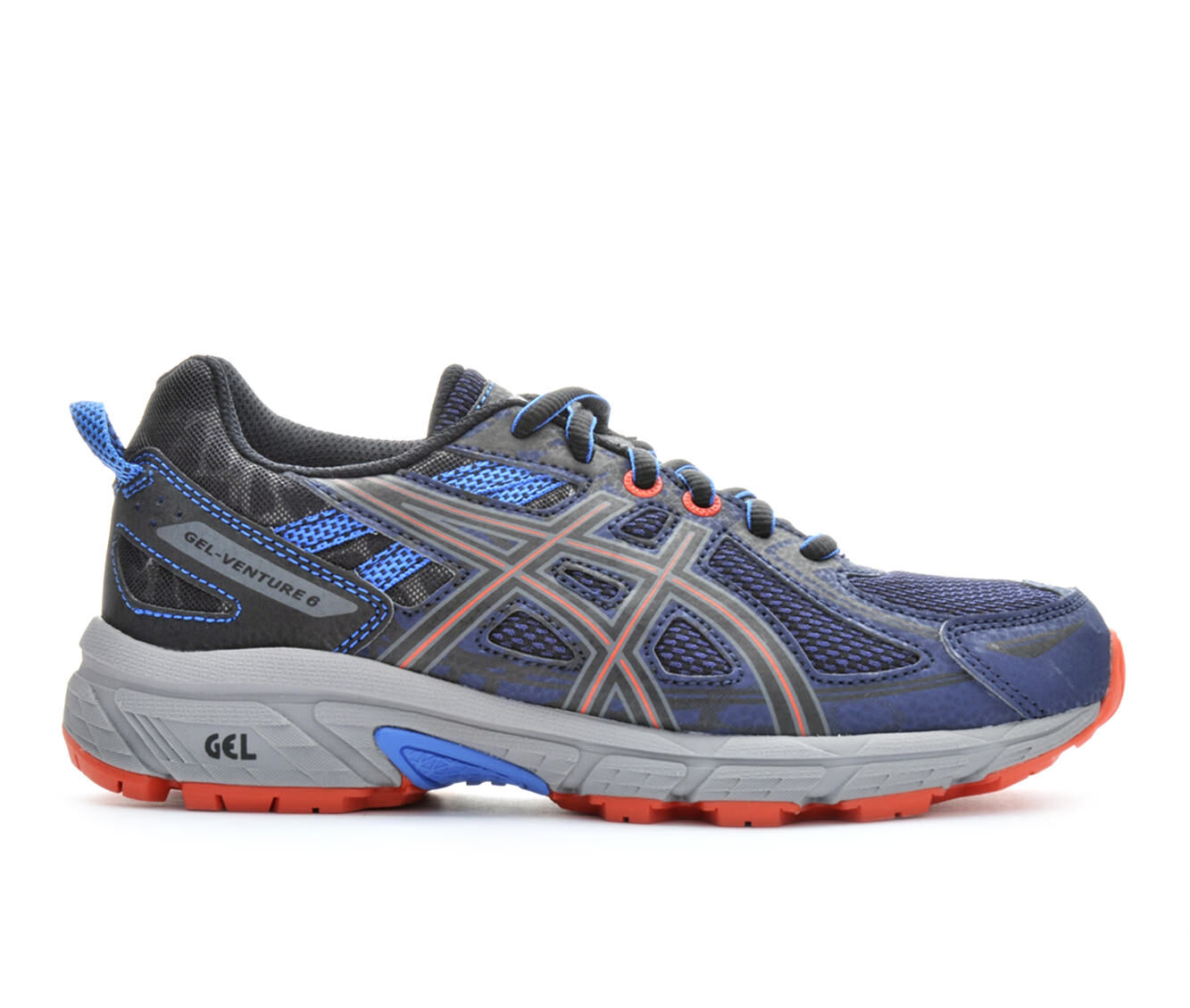 Boys' ASICS Gel Venture 6 1-7 Running Shoes