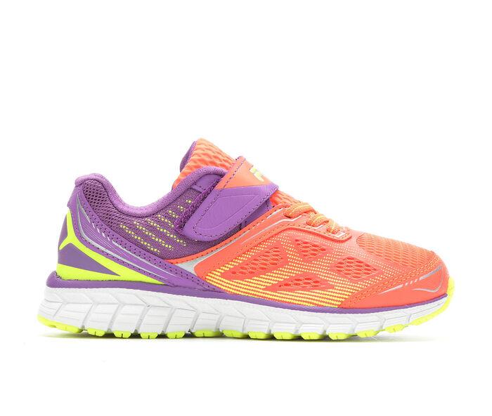 Girls' Fila Little Kid & Big Kid Coronation 2 Running Shoes