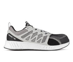 Men's REEBOK WORK Fusion Flexweave Electrical Hazard Work Shoes