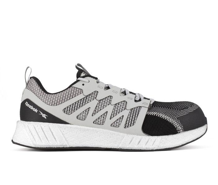 Men's REEBOK WORK Fusion Flexweave Electrical Hazard Work Shoes