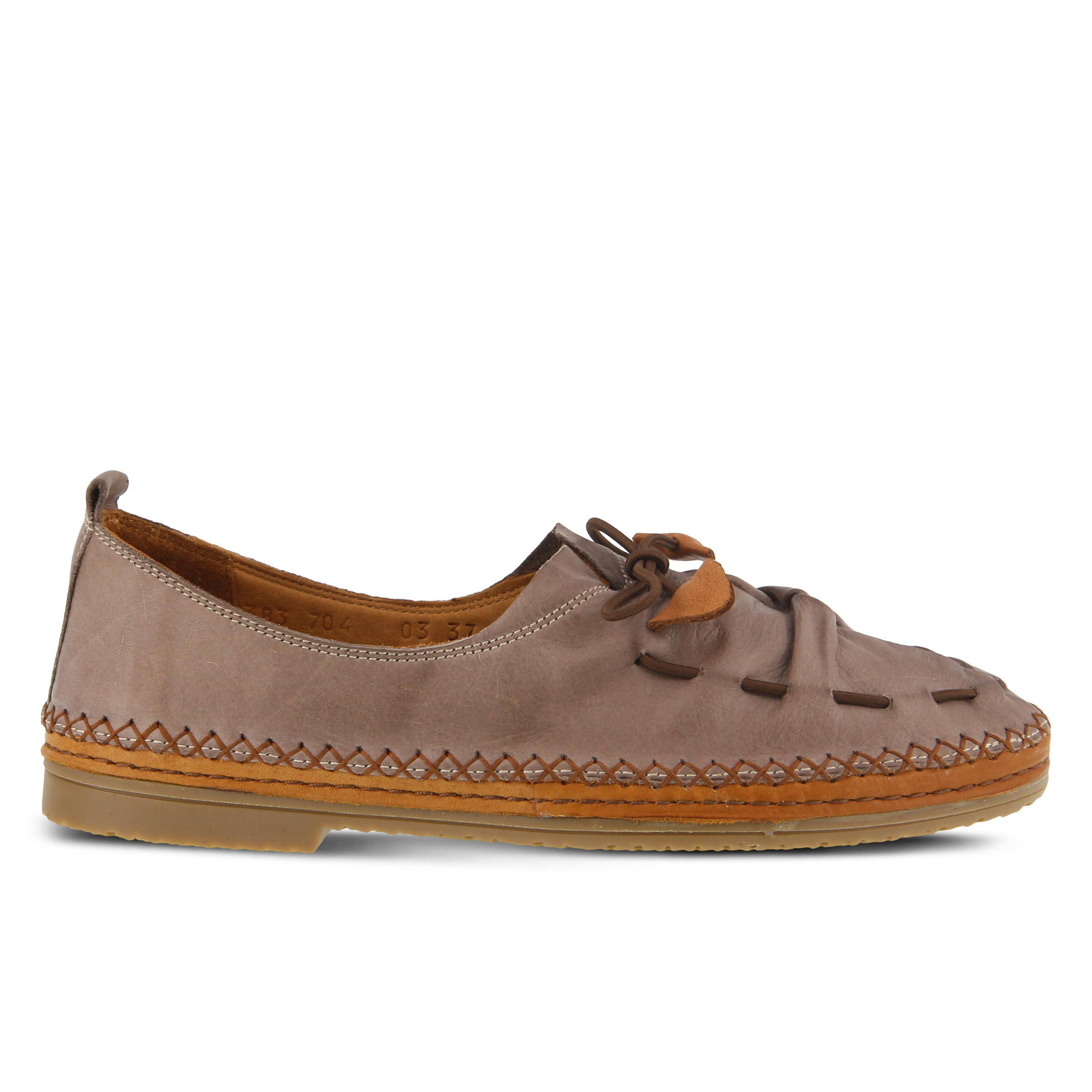 Women's SPRING STEP Berna Shoes Taupe