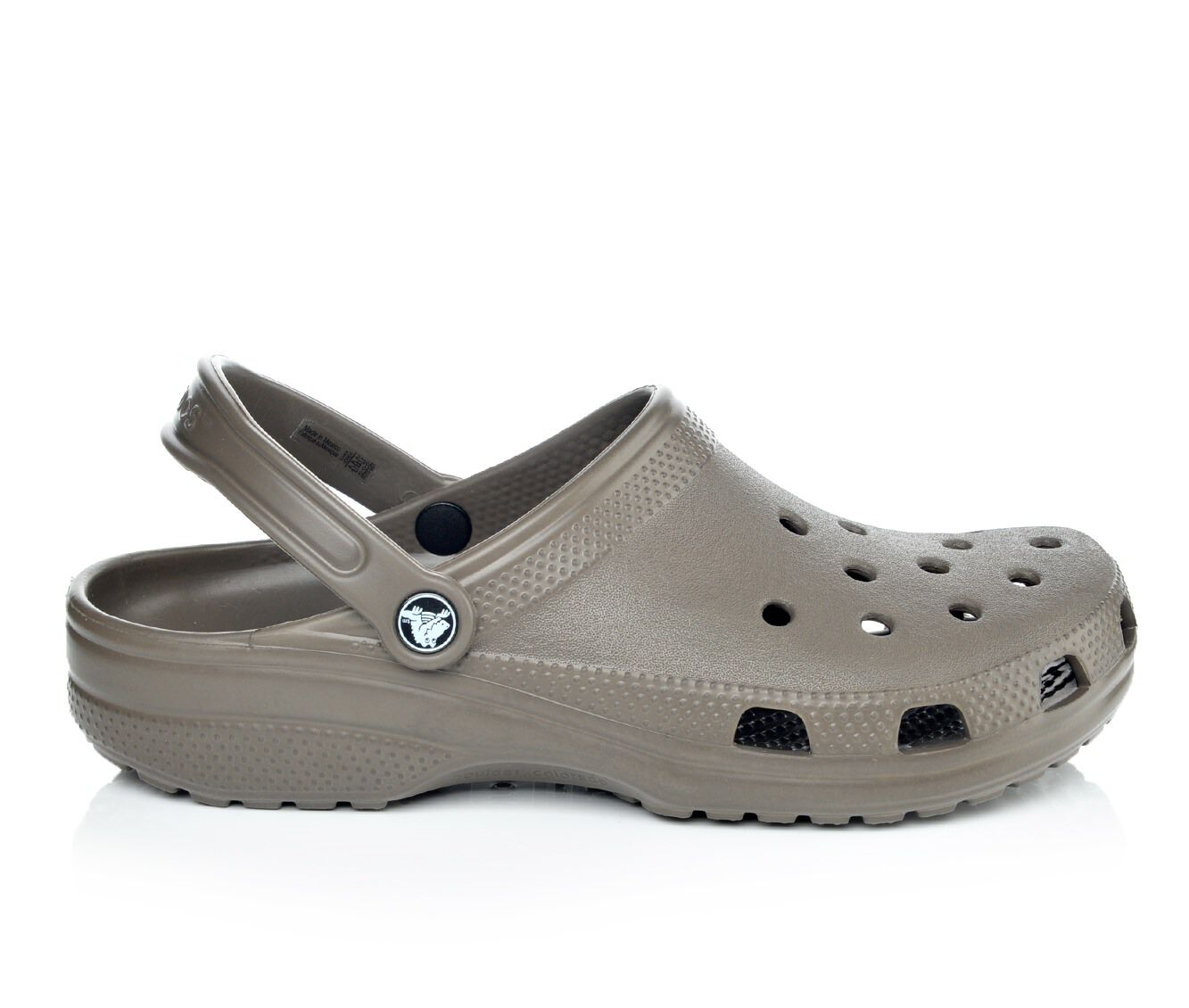 Men's Crocs Classic-Mens Clogs Chocolate