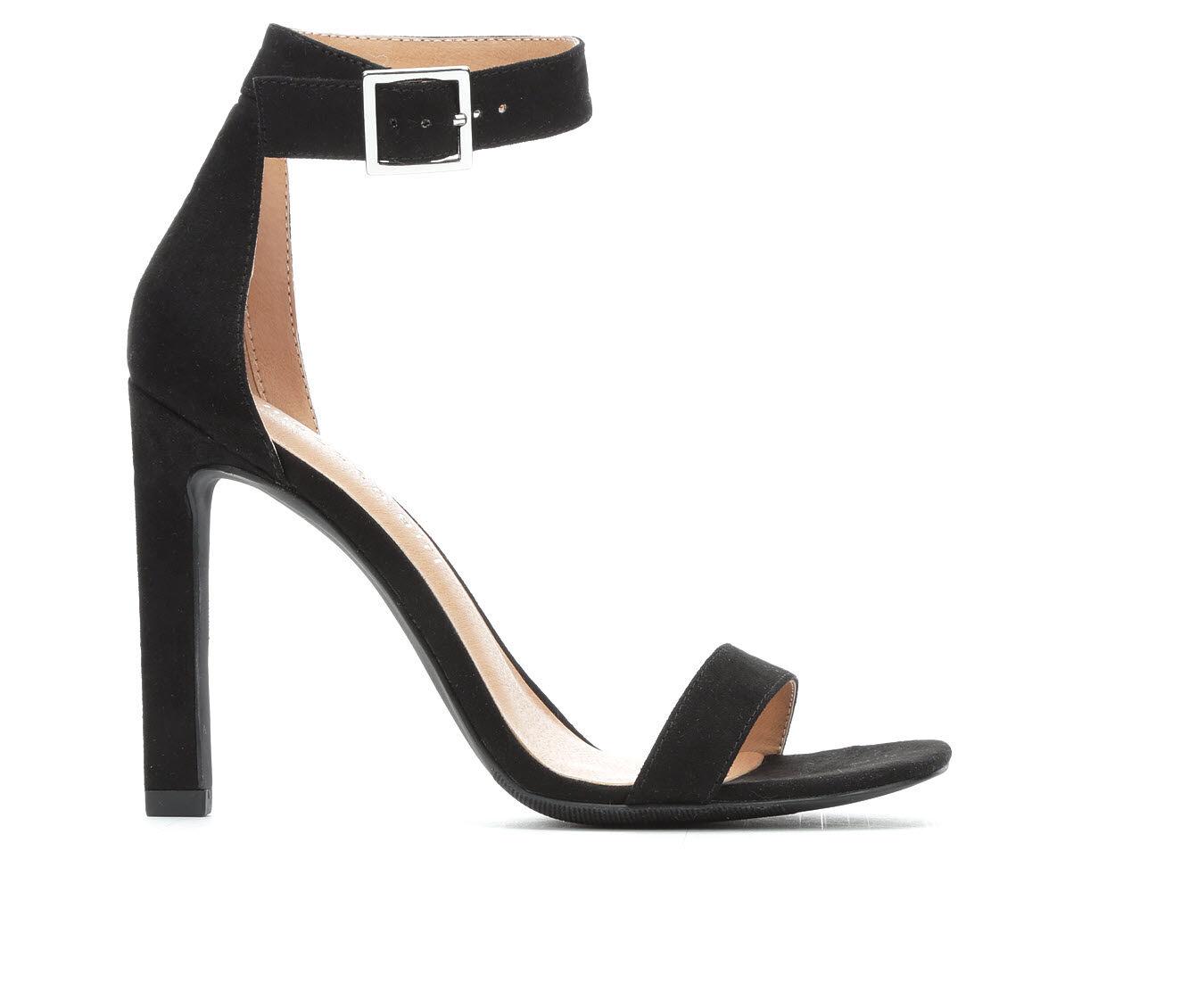 Women's Madden Girl Ara Dress Sandals Black