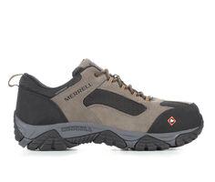 Men's Merrell Work Moab Onset Waterproof Comp Toe Work Shoes