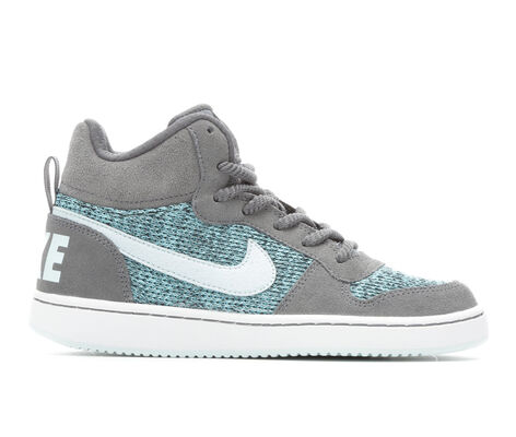 Girls' Nike Court Borough Mid SE Girls 3.5-7 Sneakers