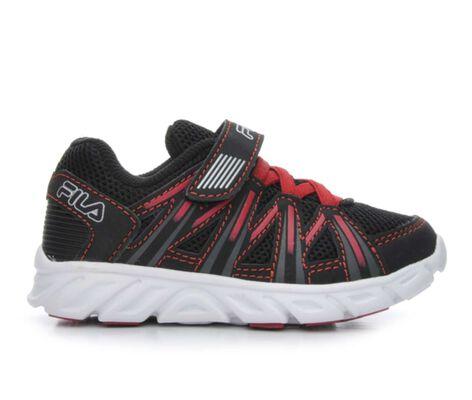 Boys' Fila Infant Crater 7 Strap Boys 5-10 Athletic Shoes