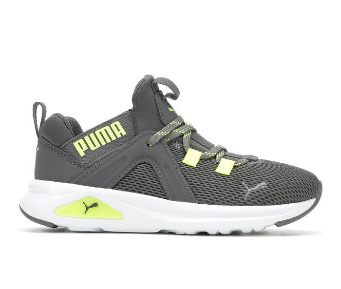 Boys' Puma Little Kid Enzo 2 Weave AC Running Shoes