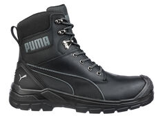 """Men's Puma Safety Conquist Zip 7"""" Work Boots"""