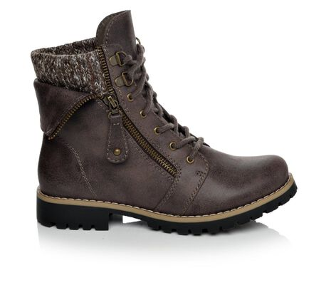 Women's Cliffs Pembroke Lace-Up Boots
