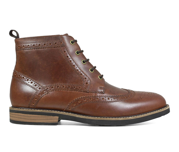 Men's Nunn Bush Odell Wingtip Dress Chukka Boots