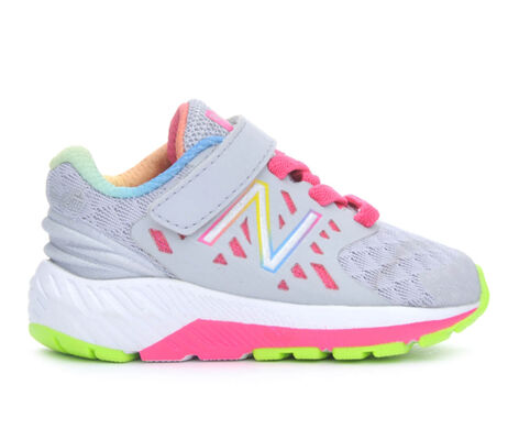 Girls' New Balance Infant KVURGGSI Girls 5-10 Athletic Shoes