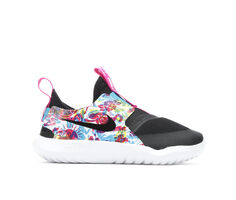 Girls' Nike Infant & Toddler Flex Runner Print Running Shoes