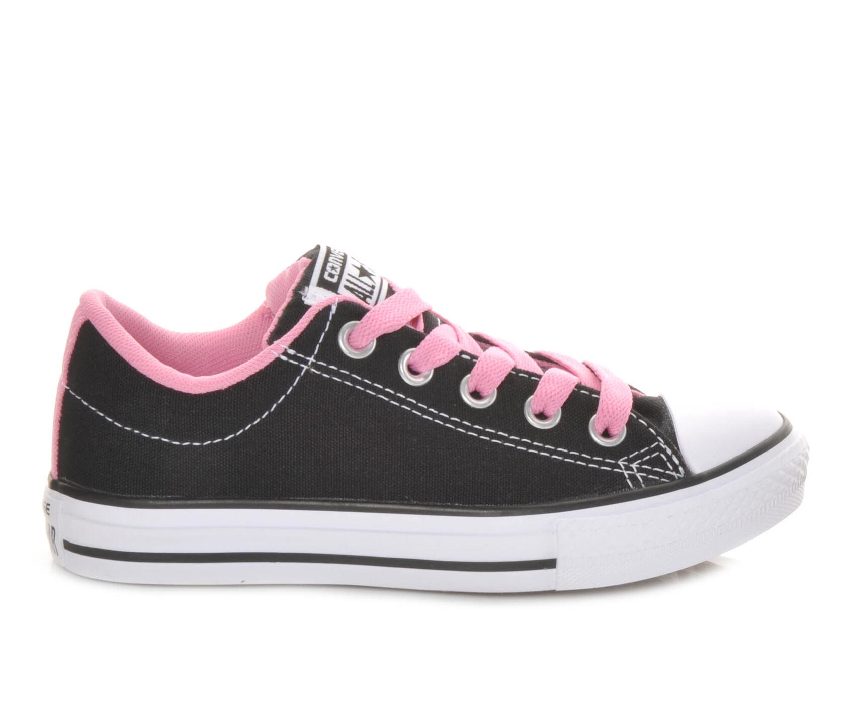 girls converse chuck taylor all star street ox sneakers