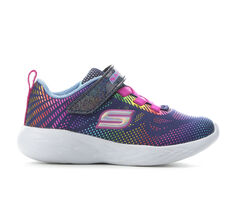 Girls' Skechers Toddler Go Run 600 Shimmer Speeder Running Shoes