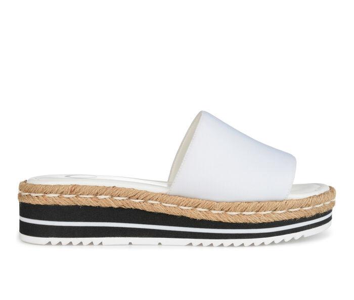Women's Journee Collection Rosey Flatform Sandals