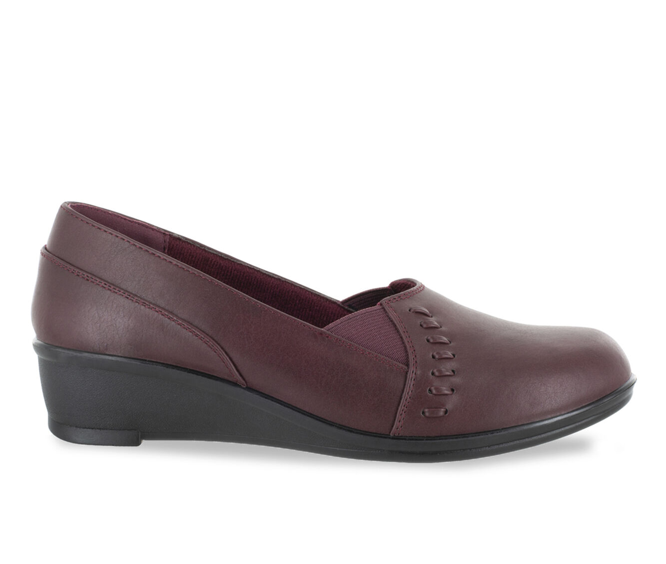 Women's Easy Street Story Shoes Burgundy