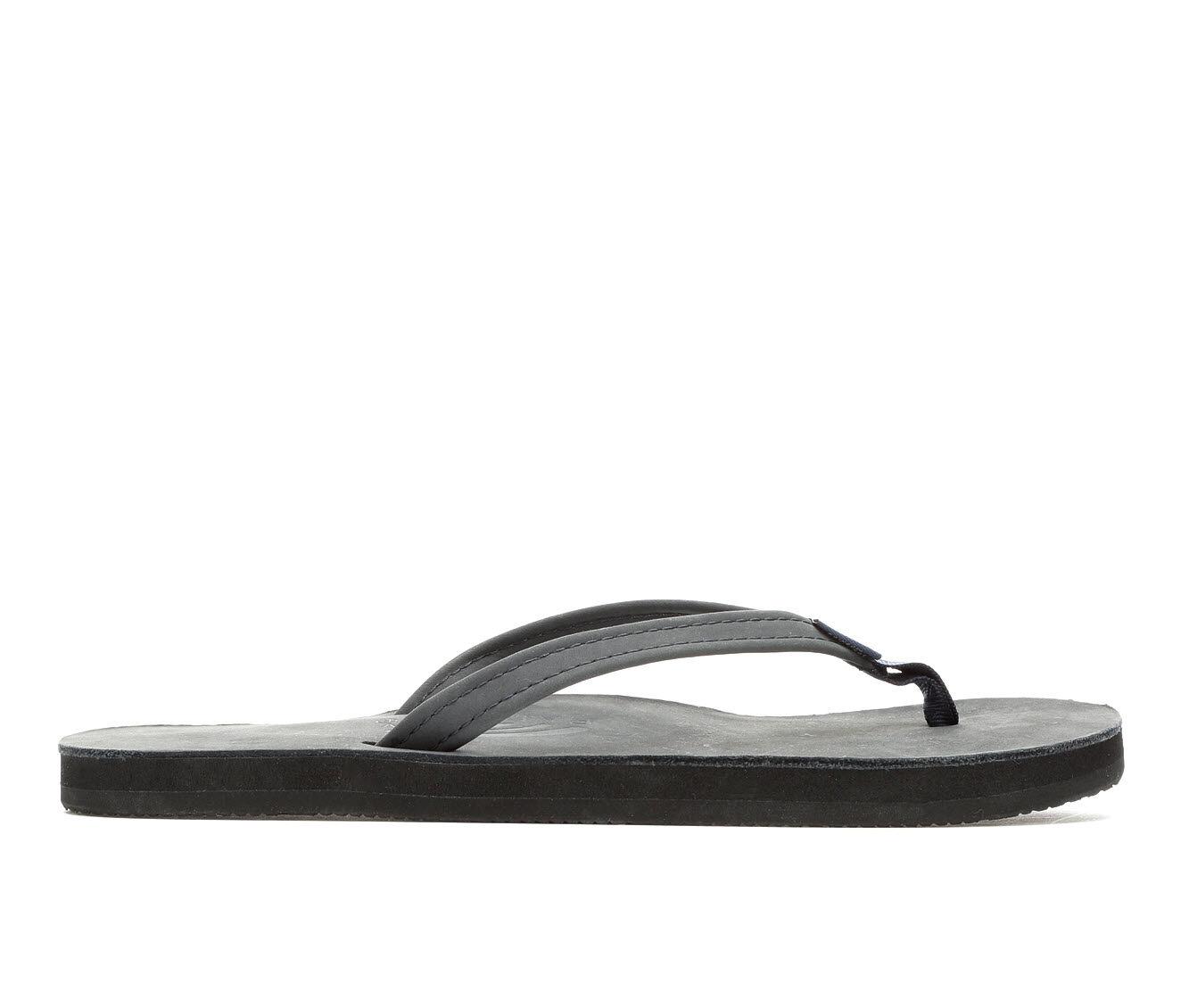 buy authentic Women's Rainbow Sandals Single Layer Premier Leather -301ALTSN Flip-Flops Navy