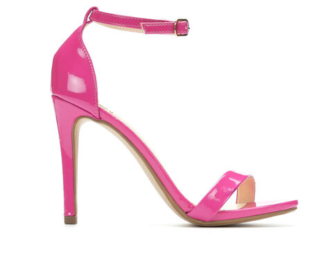 Women's Delicious Jaiden-S Ultra High Heel Dress Sandals