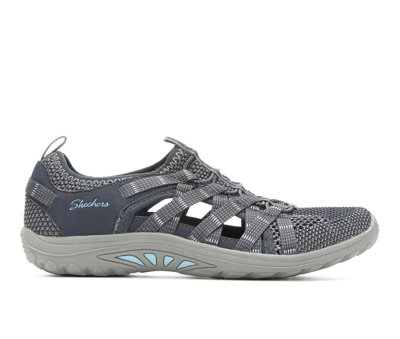 Women's Skechers Neap 49589 Slip-On Shoes Navy